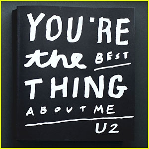 YOU'RE THE BEST THING ABOUT ME
