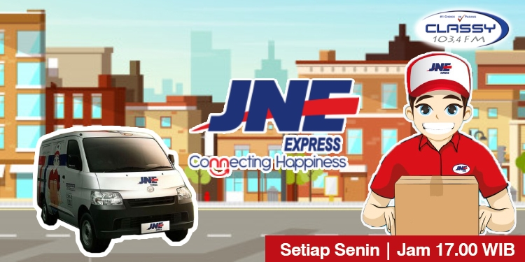 JNE CONNECTING HAPPINESS