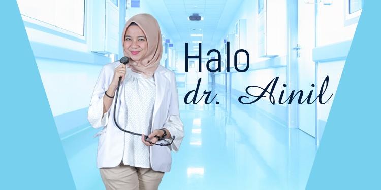 HALO dr. AINIL