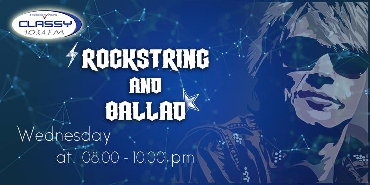 ROCKSTRING N BALLAD