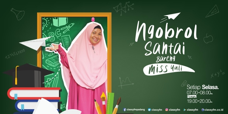 NGOBROL SANTAI BARENG MISS YULI