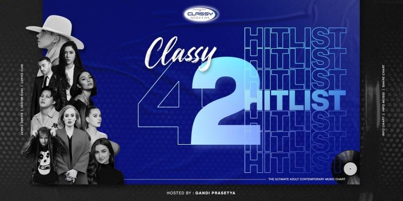 CLASSY 42 HITLIST